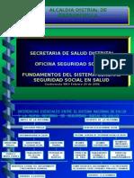Conferencia Sso-presentacion Fundamentos Sgsss-Dra.rosa Escorcia
