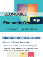 3. Economic Growth