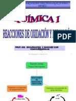 Reacciones de Oxidacion -Reduccion