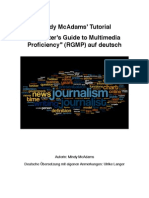 "Mindy McAdams' Tutorial ""Reporter's Guide to Multimedia"