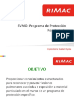 1 SVMO Programa de Protecci n Respiratoria