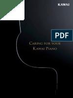 Caring for Your KAWAI Piano