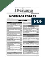 Normas Legales 11-02-2015 [TodoDocumentos.info]