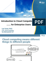 Intro to Cloud - Enterprise
