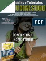 Conceptos de Home Studio