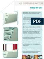 FIRElink-100 Sales Datasheet