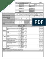 Formato de Inspeccion Ambiental Fia
