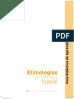 Etimologias Primer Bloque