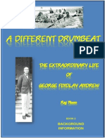 A Different Drumbeat - Book 2 - Background Information