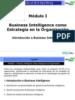 01-BI & DM - Modulo I - A - Introducción a BI