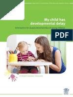 My Child Has Developmental Delay
