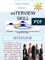 Interview Skill