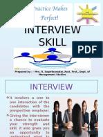 Interview Skill