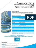 Release Note Metrowin 3.0.0.4