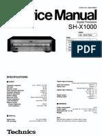 SH-X1000
