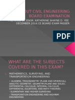 Board Exam (tips)
