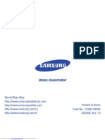 Samsung Sbh650