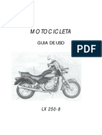 Manual LX250 8