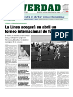 150112 La Verdad- La Línea Acogerá en Abril Un Torneo Internacional de Fútbol Base p.19