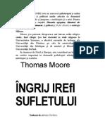 Moore Thomas Ingrijirea Sufletului