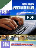 Buku Profil Jabatan Seri-1