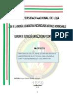 SIMULACIÓN DE CIRCUITOS DE ACOPLAMIENTO CON CARGA  RESISTIVA EN CORRIENTE CONTINUA, MEDIATE  EL USO DEL SOFTWARE MULTISIM