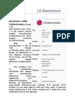 Lg Profile