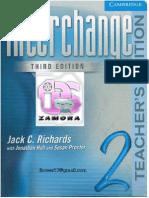 Interchange Intro Fourth Edition Teachers Book Pdf