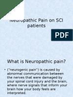 Neuropathic Pain topic