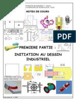 Cours Initiation Dessin Industriel