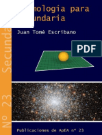 Cosmologia Para Secundaria