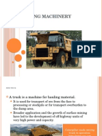 4. Mining Machinery - Mine Trucks