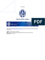 Alternative Antigen Processing and Presentation Pathways by Tumors - 07