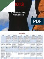 Calendar 2013 Abonati