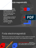 forta electromagnetica