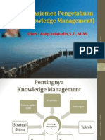 Manajemen Pengetahuan Asep Jalaludin 1&2