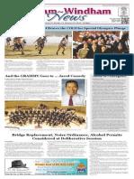 Pelham~Windham News 2-13-2015