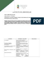 proyecto de aprendizaje 5to grado de sonia.doc