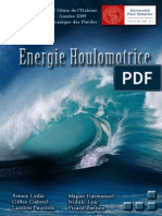 Energie Houlomotrice Groupe4 M2GH