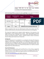 Orion CNC Components BankLoan 7.90Cr Rationale 11Feb2015