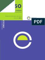 Segunda edición del Top 50 de la Empresa Mediana Española