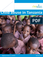 Child Abuse in Tanzania (2015)