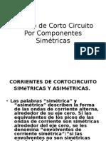 Calculo de Corto Circuito Por Componentes Simetricas