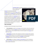 Rocas Geologia