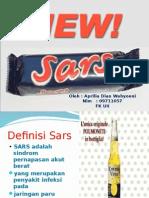 Penyakit SARS Severe Acute Respiratory Syndrom