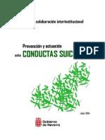 Protocolo Prevencion Suicidio