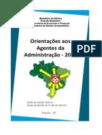 Orientacoes Aos Agentes Da Administracao 2014
