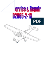 Cessna C172 Service & Repair Manual - 1977-85