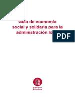 Guia de Economia Social y Solidaria