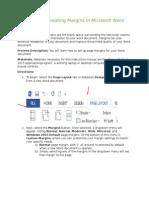 engl 2116 writting instructions margins